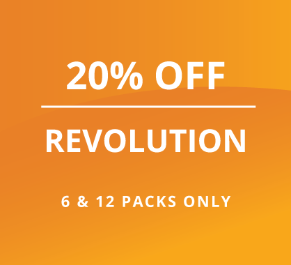 20% Off Revolution for Dogs