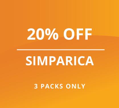 20% Off Simparica