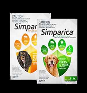 Simparica for dogs