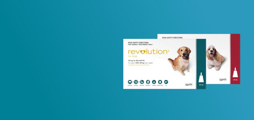 1 free dose + Free Canex Revolution Dog