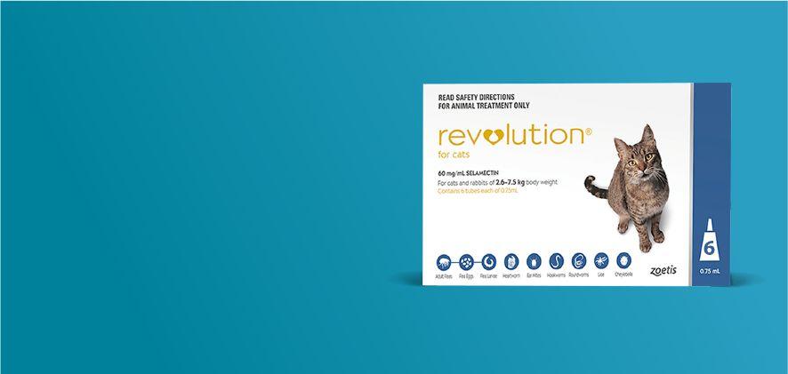 $10 Off Revolution Cat 3 packs