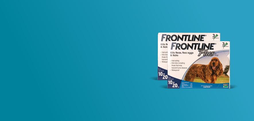 30% Off Frontline Plus