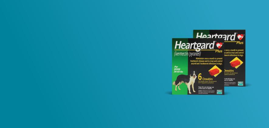 12 for 9 Heartgard Plus